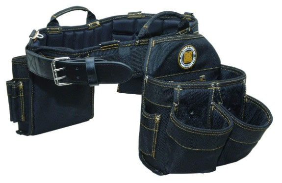 Rack-A-Tiers 43243 Electrician's Belt and Bag Combo