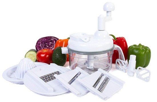 Ultra Chef Express Food Chopper – 7 in 1 Chopper