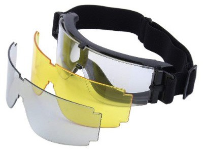 ZJchao Airsoft X800 Tactical Goggle Glasses Gx1000