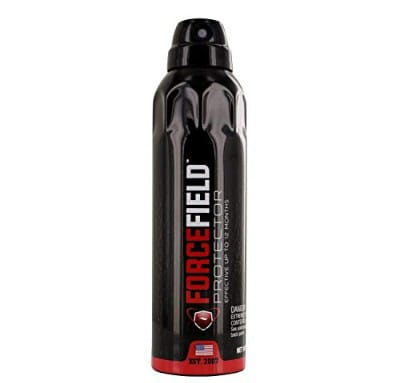 ForceField Protector Waterproof and Stain Resistant Protectant Spray for Shoes