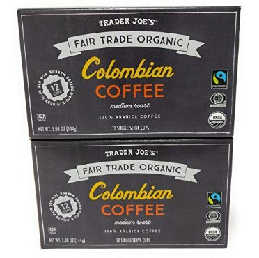 Trader Joe's Organic Columbian Coffee