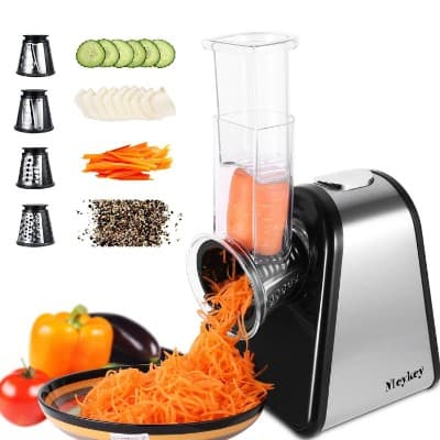 Professional Salad Maker, Electric Slicer Shredder:Graters