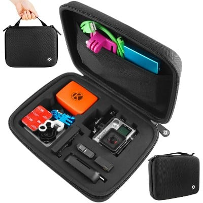 CamKix Carrying Case Compatible with Gopro