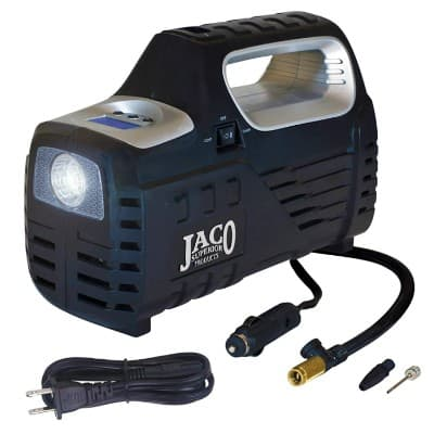 JACO SmartPro 2.0 AC:DC Digital Tire Inflator Pump - Advanced 12V