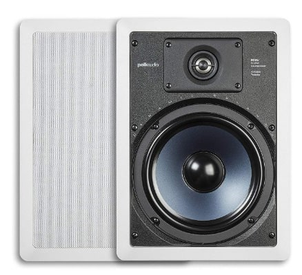 Polk Audio RC85i 2-way Premium In-Wall 8 Speakers