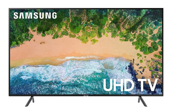 "Samsung 40NU7100 Flat 40"" 4K UHD 7 Series Smart TV"