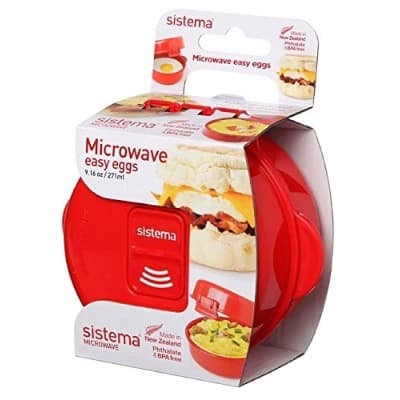 Sistema Microwave Cookware Easy Eggs