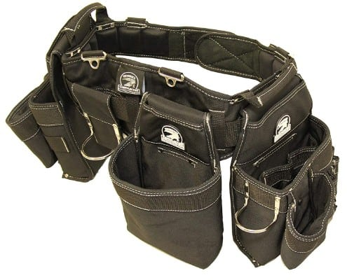 Gatorback B145 Carpenters Triple Combo w:Pro-Comfort Back Support Belt