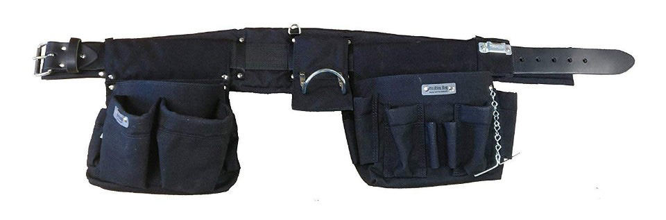 Boulder Bag Electrician Belt Comfort Combo w: Metal Buckle
