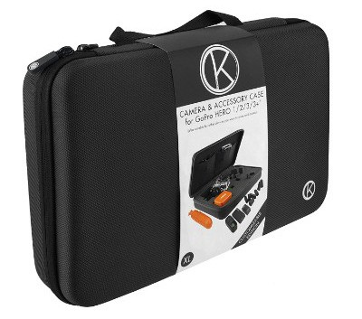 CamKix Carrying Case with Customizable Interior