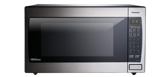 Panasonic Microwave Oven NN-SN966S Stainless Steel Countertop