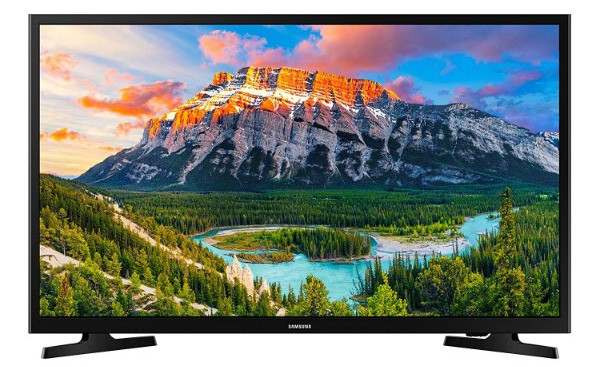 Samsung Electronics UN32N5300AFXZA 32-inches; 1080p Smart LED TV (2020)