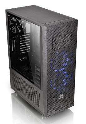 Thermaltake Core X71 Tempered Glass Edition SPCC ATX Full Tower Tt LCS