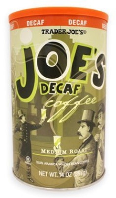 Trader Joe's Joe's DECAF Medium Roast