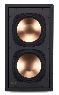 Klipsch RW-5802 II IW SUB In-Wall Speaker - White