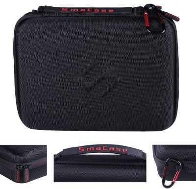 Smatree Carrying Case for GoPro Hero 7:6:5:4:3+:3: GoPro Hero 2018