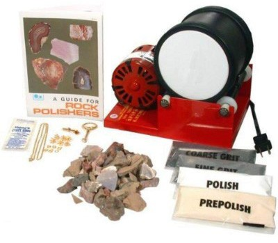 Tru-square Metal Products Single Barrel Rock Polishing Tumbler