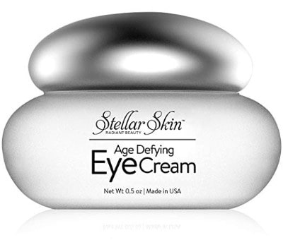 Eye Cream With Hyaluronic Acid - Perfect To Diminish Fine Lines & Wrinkles
