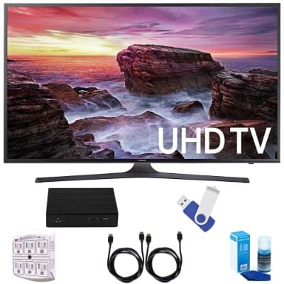 Samsung UN40MU6290 6-Series 39.9 LED 4K UHD Smart TV