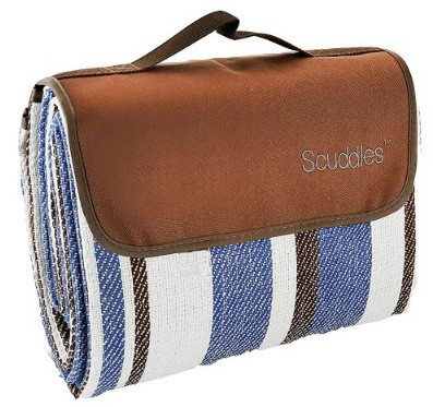 Scuddles Extra Large Picnic & Outdoor Blanket Dual Layers