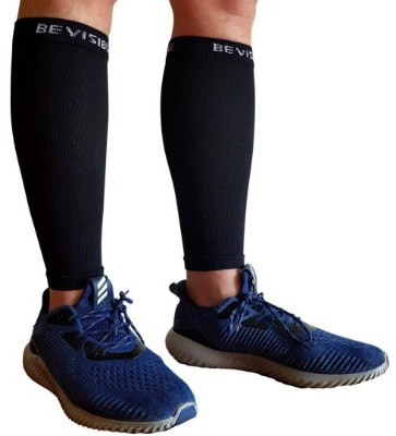 BeVisible Sports Calf Compression Sleeve