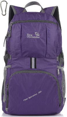 Outlander Packable Handy Lightweight Travel Hiking Backpack