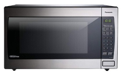 Panasonic Microwave Oven NN-SN966S Stainless Steel Countertop:Built-In