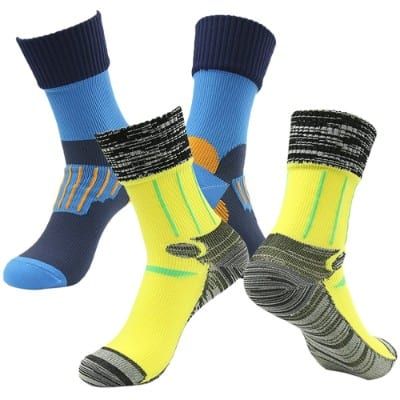 [SGS Certified] RANDY SUN Unisex Waterproof & Breathable Hiking:Trekking:Ski Socks