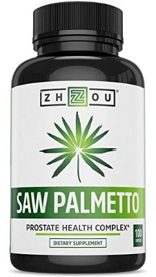 Saw Palmetto Supplement For Prostate Health