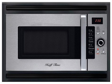 24 Half Time Built In Convection Microwave Oven for Home & RV