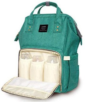 Diaper Backpack, Large Capacity Baby Bag