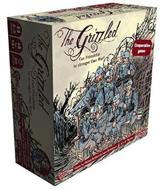 The Grizzled Cooperative Card Game