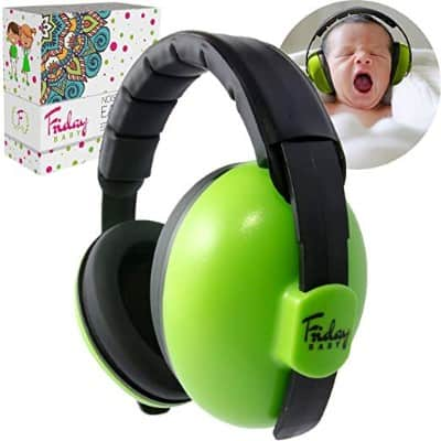 Newborn Baby Ear Protection by FridayBaby