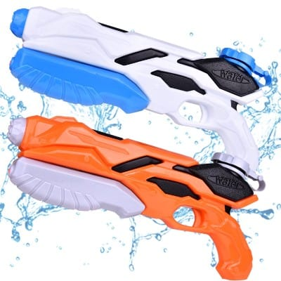 Watergun Toys for Kids, Pool Toys, Water Soaker Blaster Squirt Toys