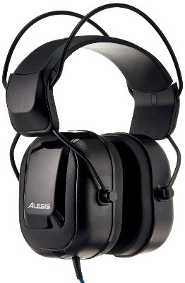 Alesis DRP100 | Extreme Audio-Isolation Electronic Drum Reference-Headphones
