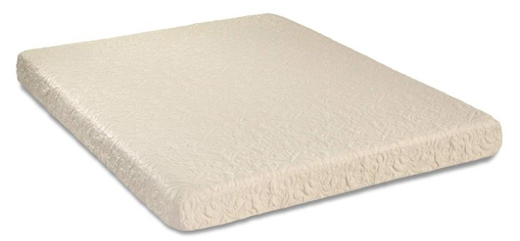 BEDBOSS Siesta 5-Inch Dual Layered Memory Foam Mattress