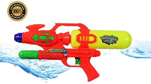 FunStorm Super Water Gun Perfect Summer Fun Squirt Toy