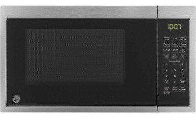 GE JES1097SMSS Smart Countertop Microwave Oven