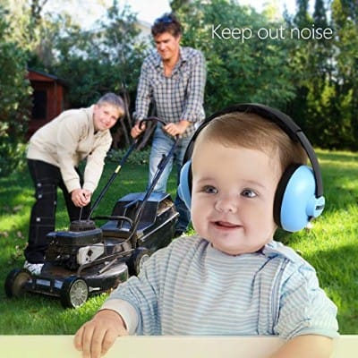 BBTKCARE Baby Ear Protection Noise Cancelling HeadPhones for Babies