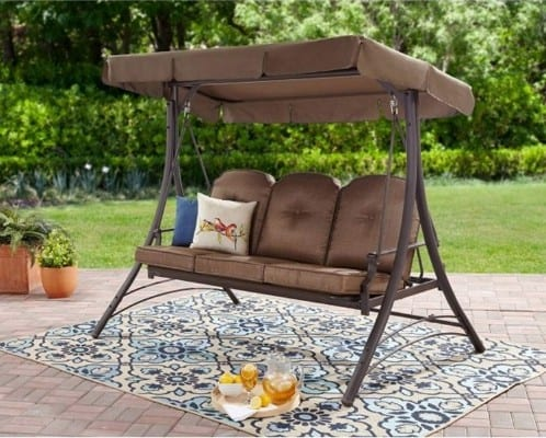 Mainstay* Wentworth Hammock Swing For 3-Person (Hammock Swing)