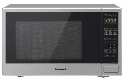 Panasonic Microwave Oven NN-SU696S Stainless Steel Countertop:Built-In