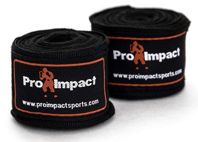 Pro Impact Mexican Style Boxing Handwraps 180 with Closure