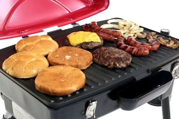 Blackstone Dash Portable Grill:Griddle for Outdoor Cooking