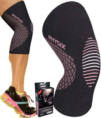 Physix Gear Knee Support Brace - Premium Recovery & Compression Sleeve