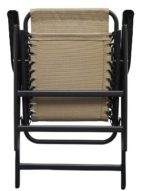 Caravan Sports Suspension Folding Chair