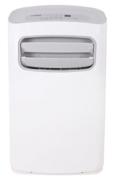 Koldfront PAC802W Portable Air Conditioner with Dehumidifier and Fan