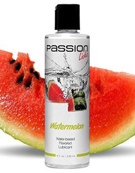 Passion Lubes Water Based Flavored Lubricant