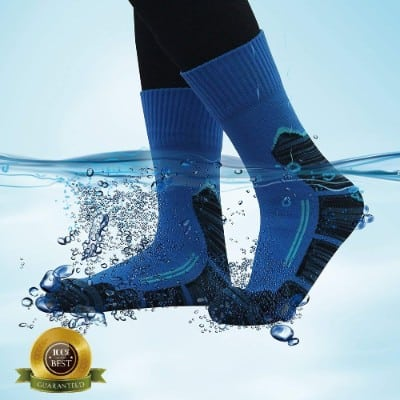 RANDY SUN Waterproof Skiing Socks