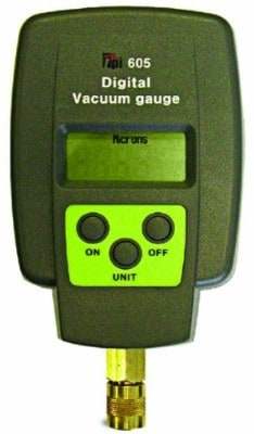 TPI 605 Single Input Digital Vacuum Gauge