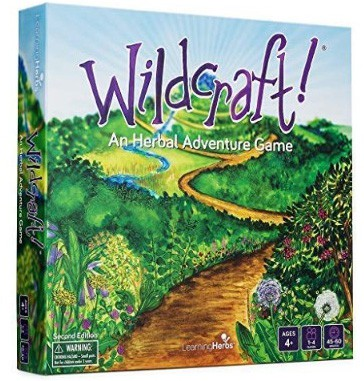 FITMAKER Wildcraft! An Herbal Adventure Game, A Cooperative Board Game